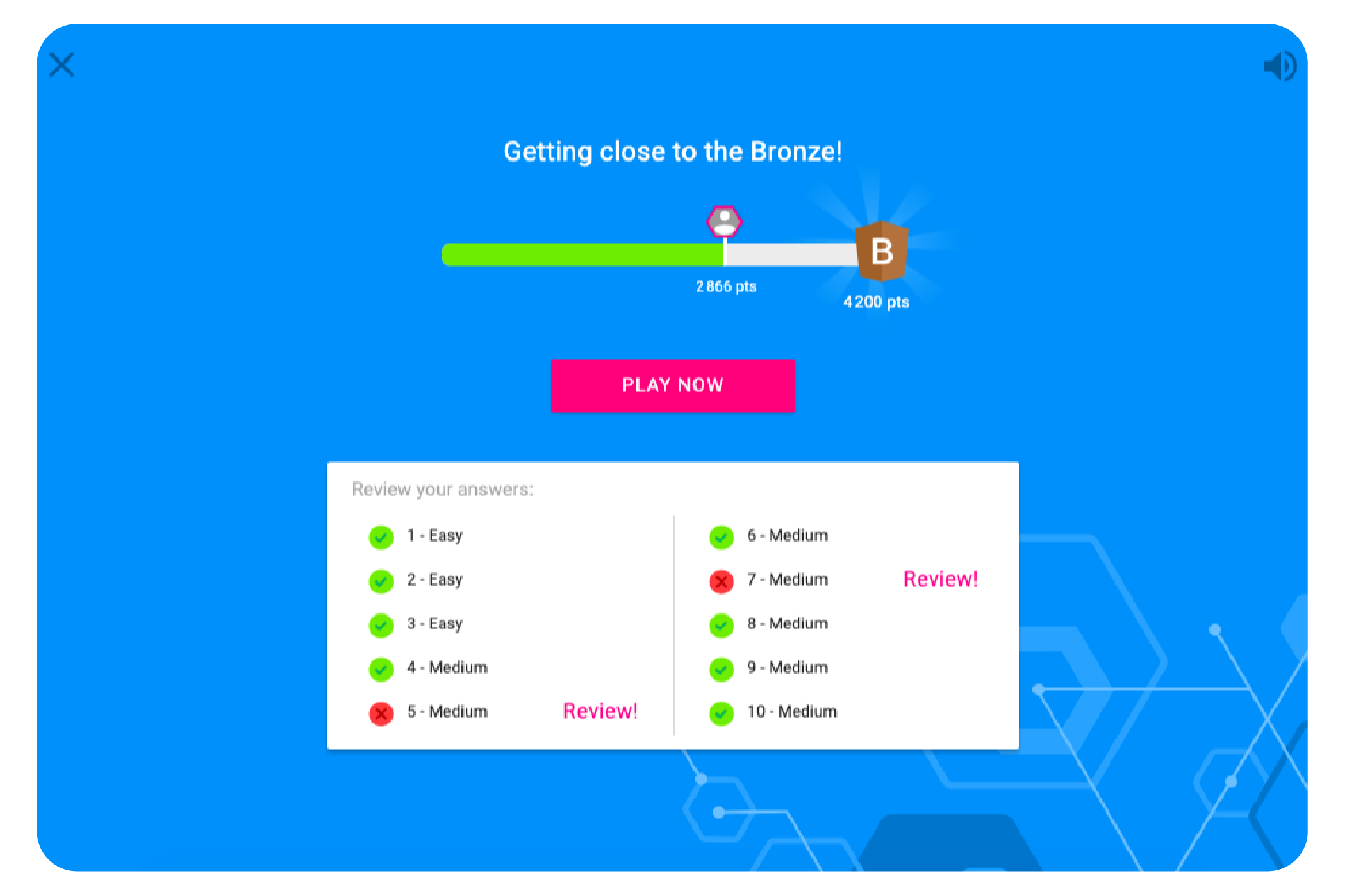 Screenshot of coding activity