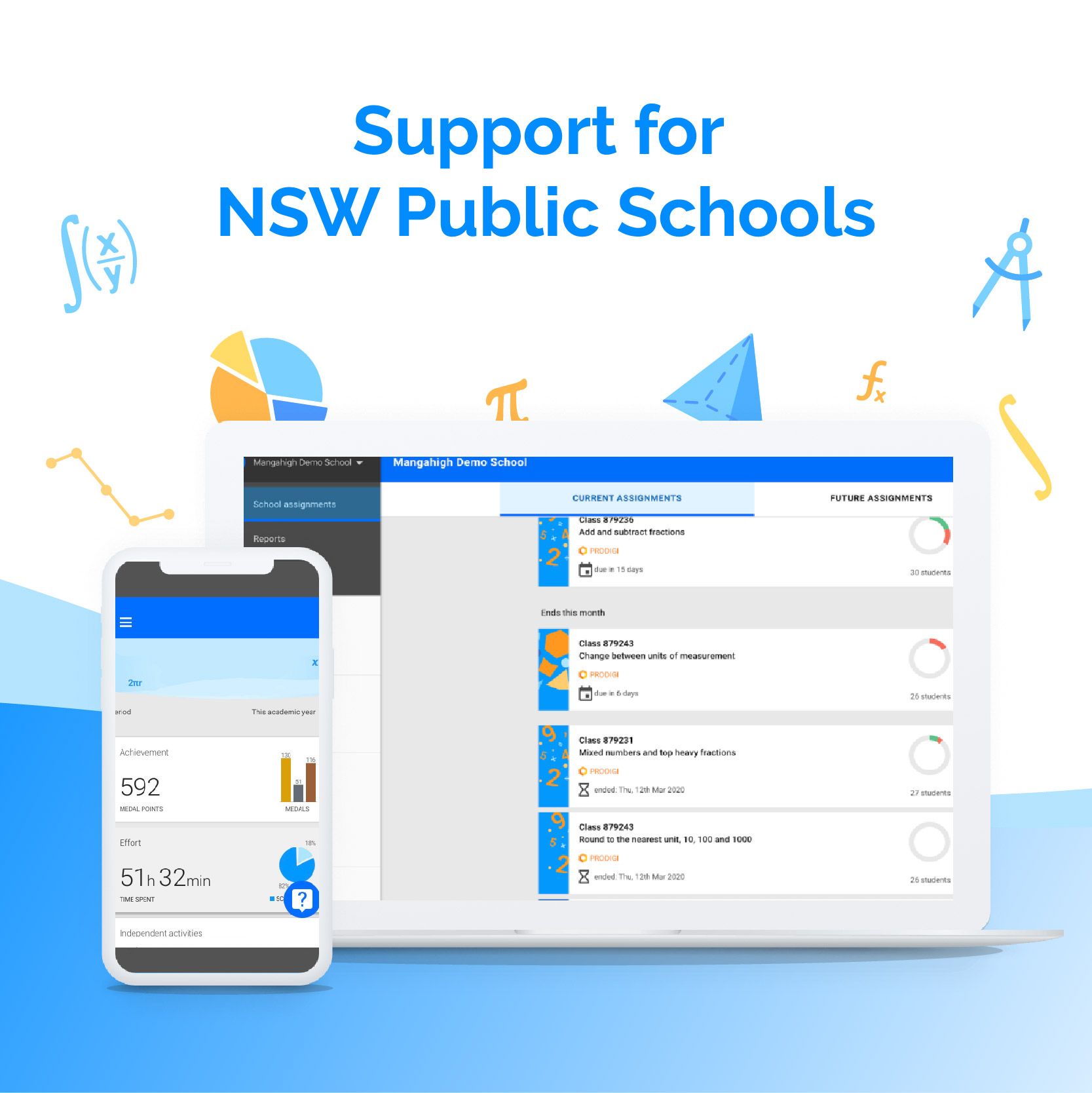 Mathematics Initiative to Support New South Wales Public Schools