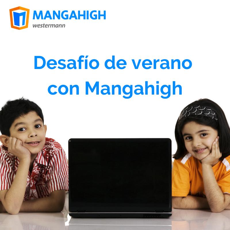 Desafío de verano con Mangahigh