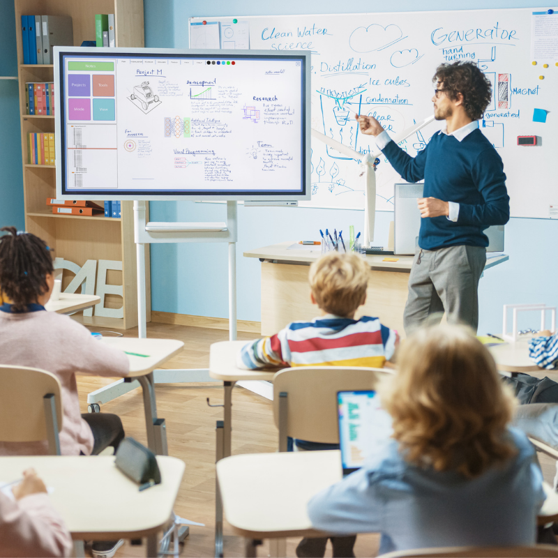How Technology Can Support Your Classroom