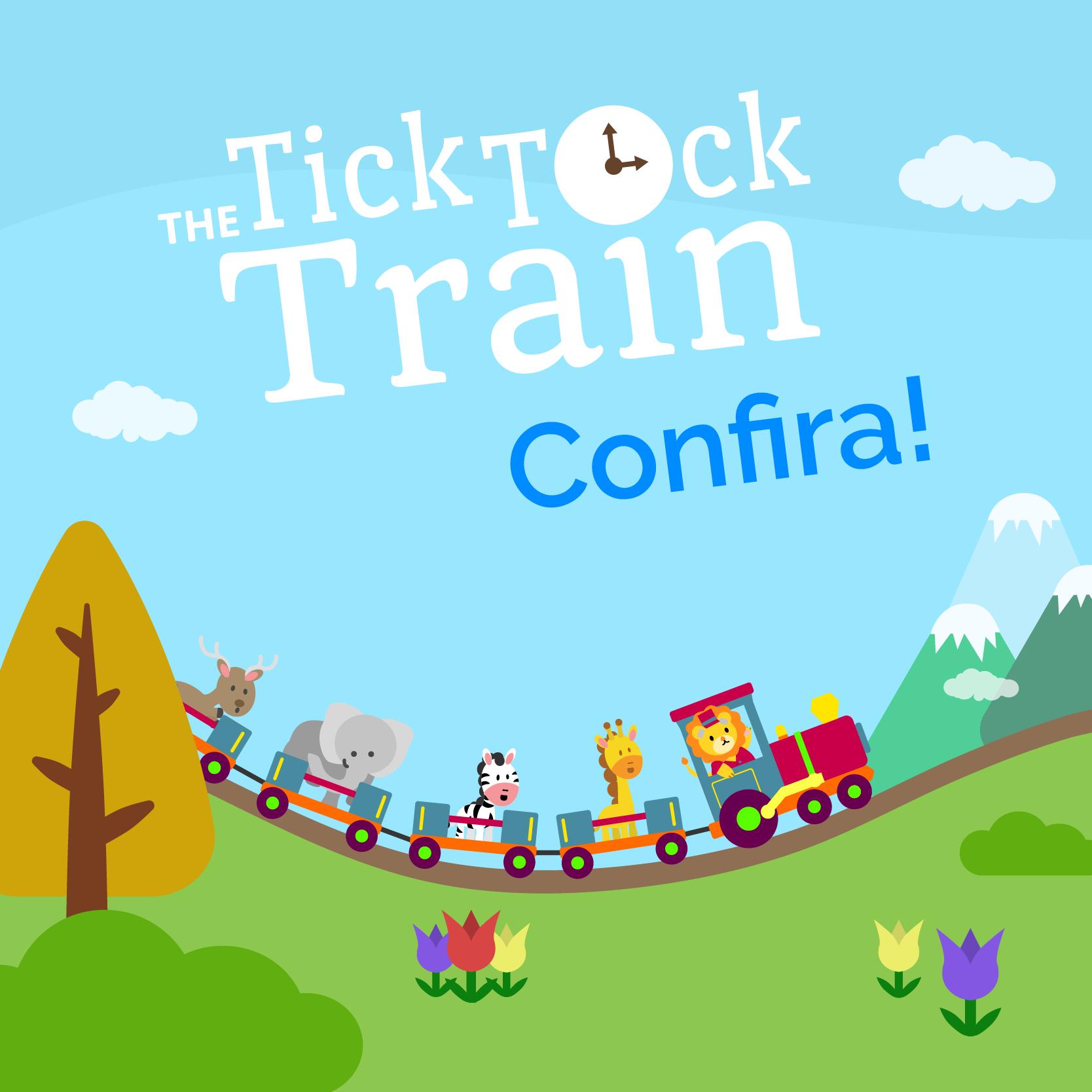 Não deixe de conferir o novo game para não perder o trem!