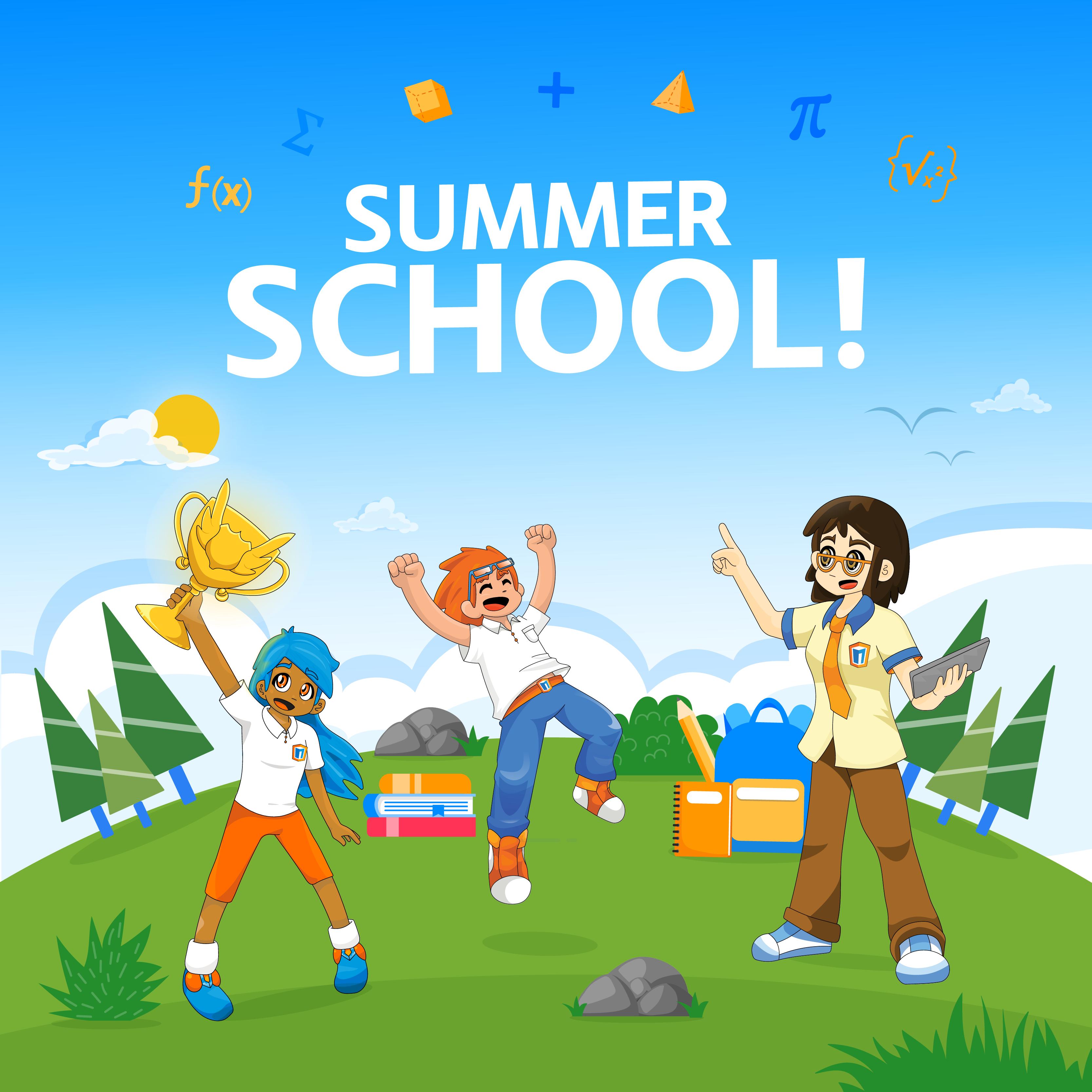 Mangahigh Summer School UK 2021 is Live!