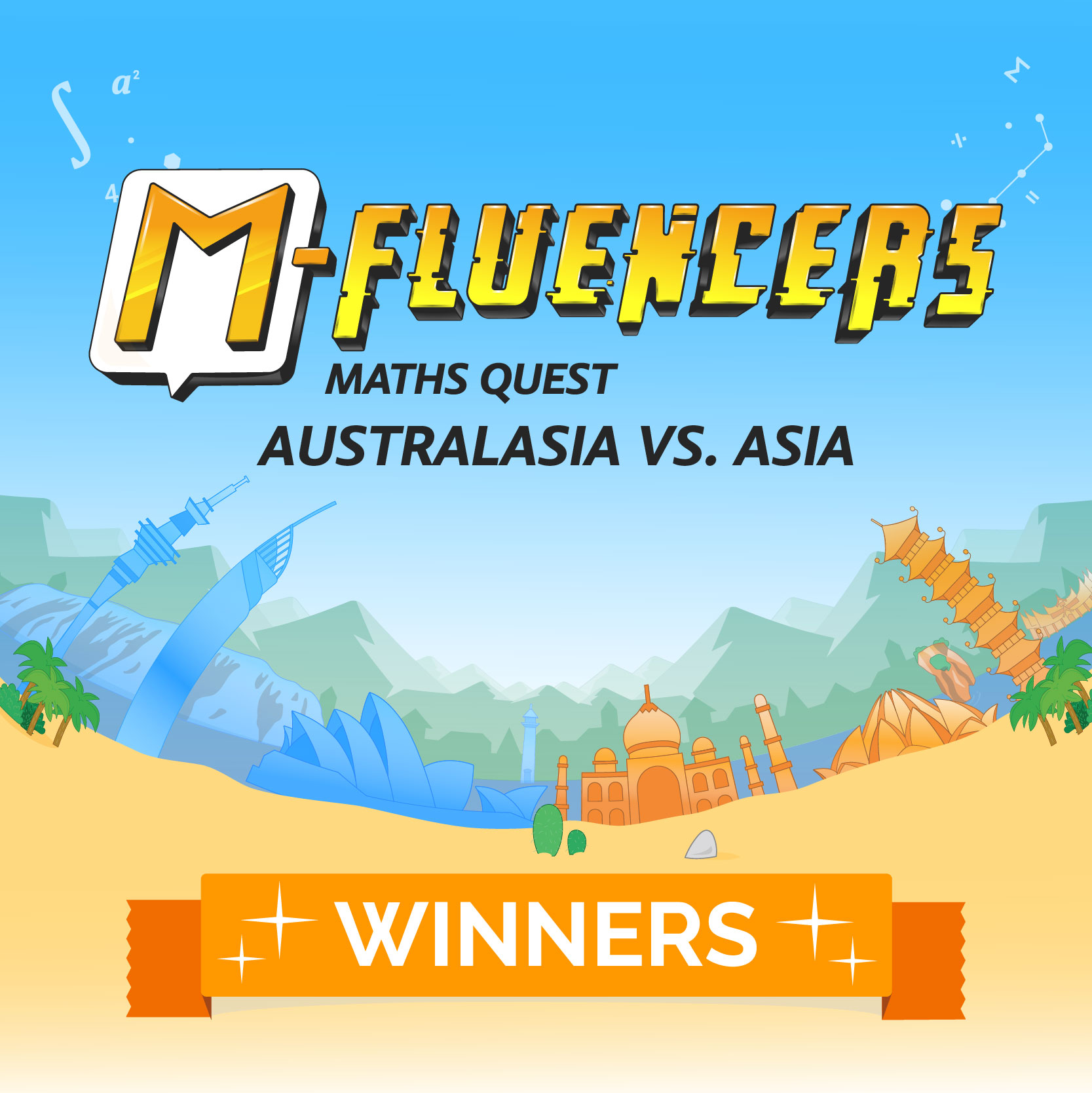 M-Fluencers Australasia vs Asia – Who Came Out on Top?