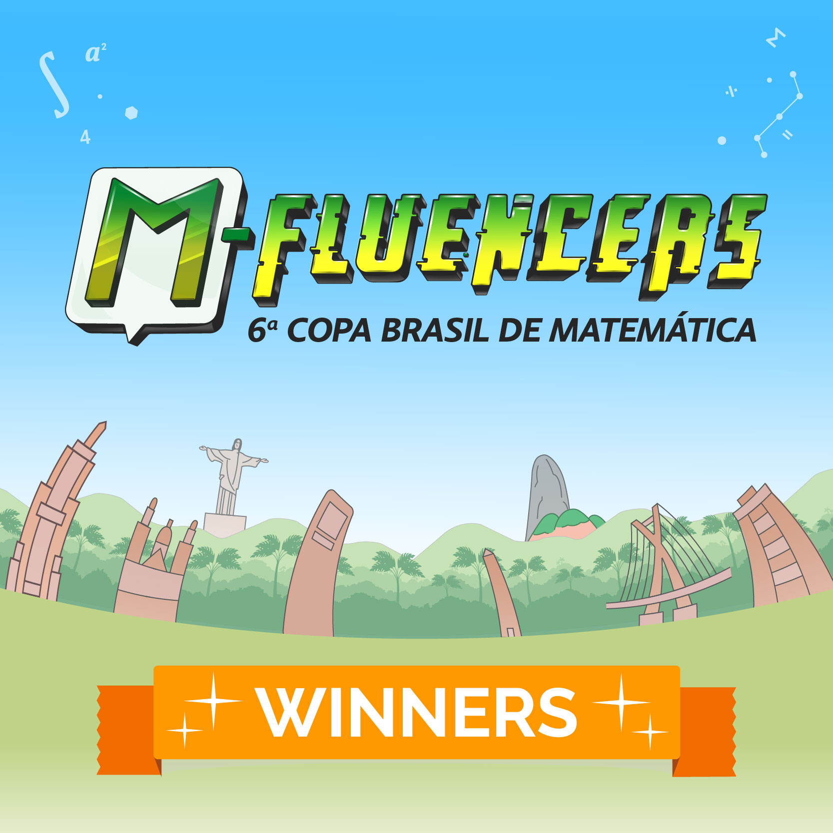M-Fluencers Brazil – The Final Winners!