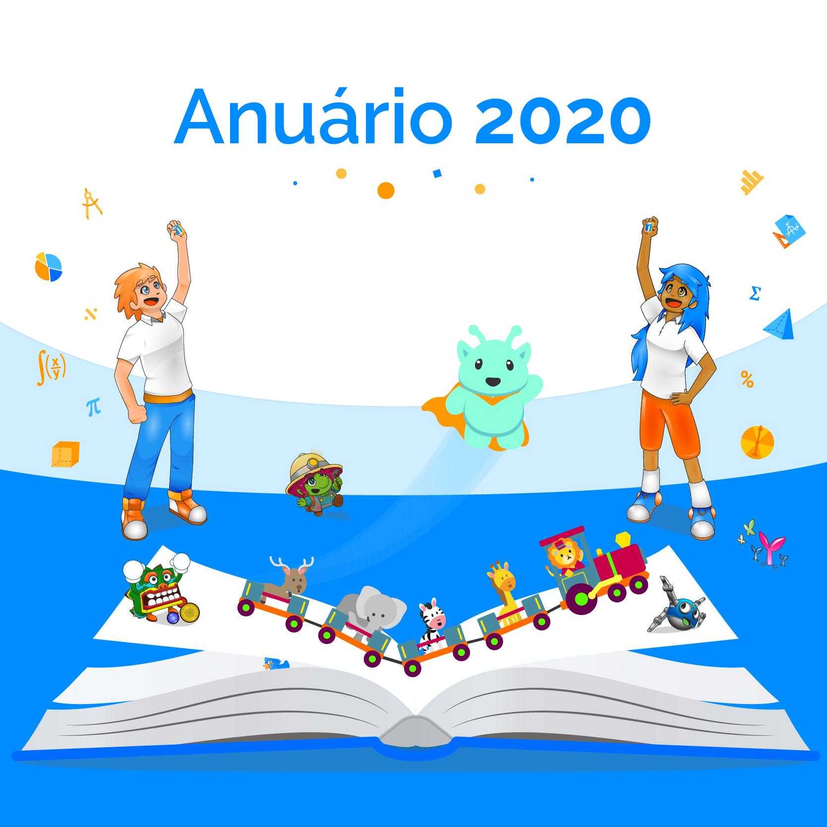 Anuário Mangahigh 2020!